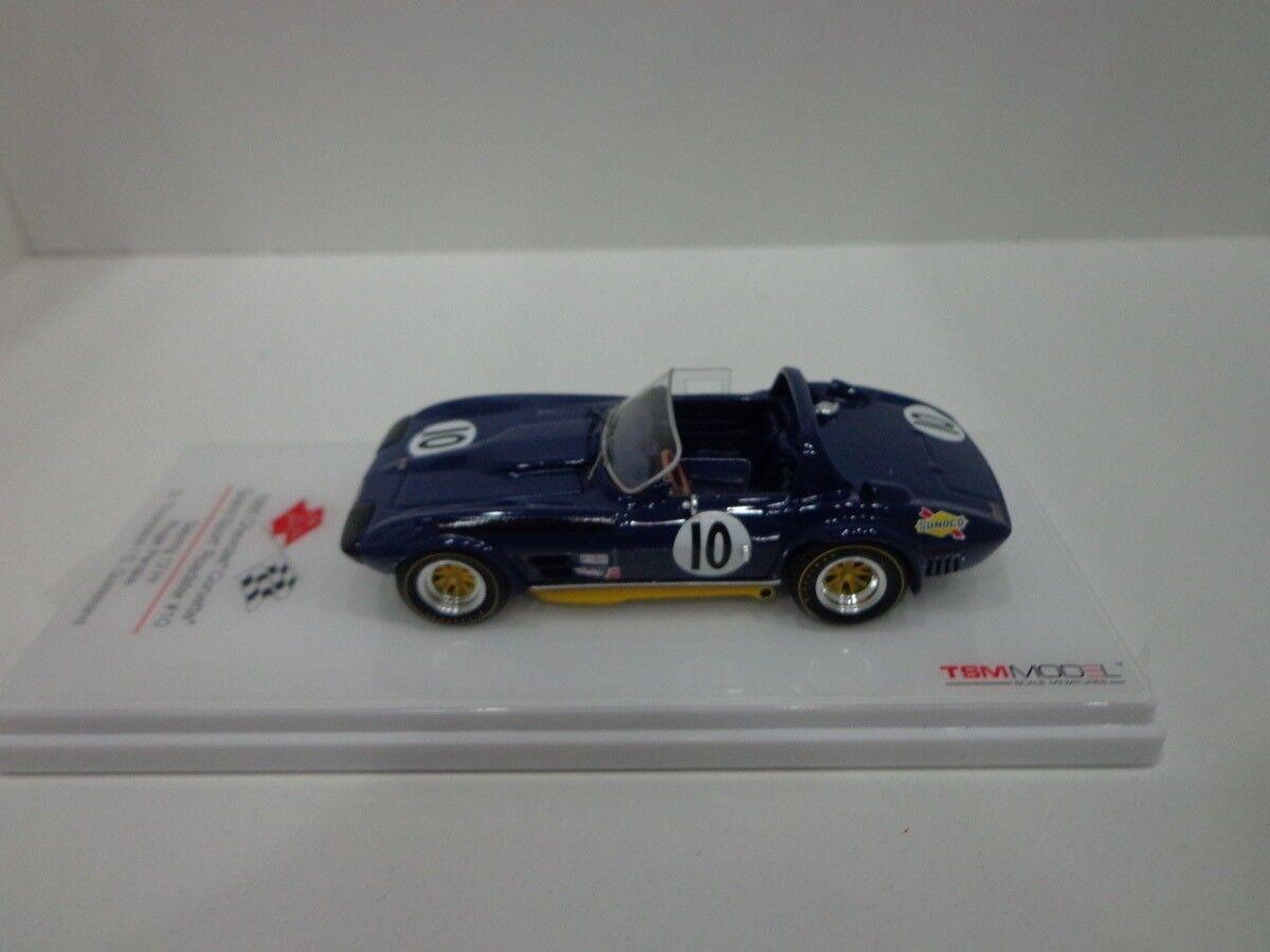 Chevrolet Corvette 10hs Sebring 1966 Penske 1 43 True Scale TSM124324