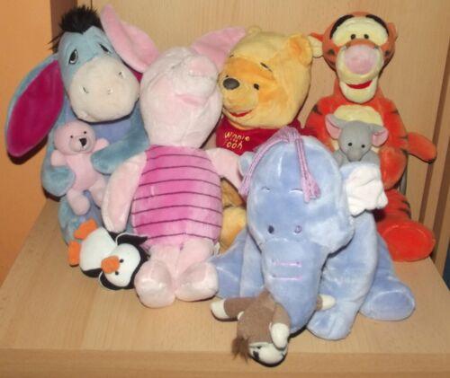 Disney Winnie the Pooh  Puuh /& Freunde mit Kuscheltier zum aussuchen *