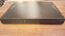 Matrix QC4 4-Channel 4CH Color Quad Processor Camera Display Switch CCTV BNC