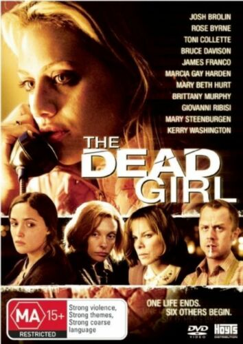 1 of 1 - The Dead Girl (DVD, 2007) Region 4 (VG Condition)