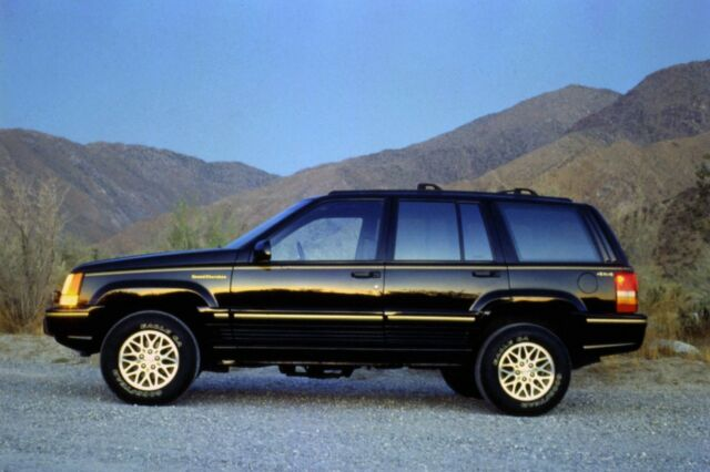 1995 Zj Jeep Grand Cherokee Service Manual  Wiring Diagram