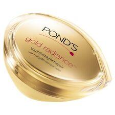 Pond's Ponds Gold Radiance Youthful Night Repair Moisturiser Cream 50g Sealed