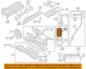 image is loading audi-oem-13-17-a8-quattro-engine-oil-