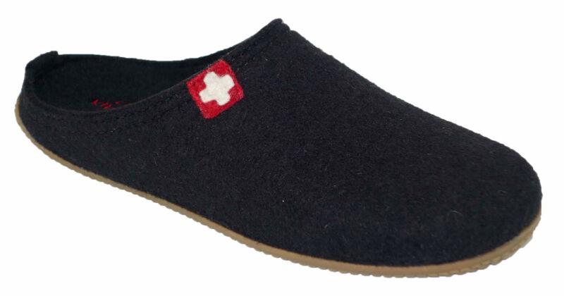 Living Kitzbühel 2486 900 Svizzeri Croce Ciabatte Con Plantare Mis. 36 - 42 Nuovo
