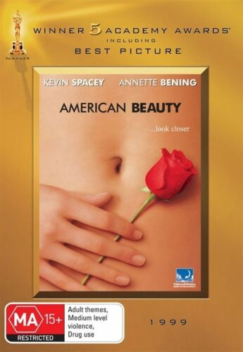 1 of 1 - American Beauty (DVD, 2009) Used Australia Wide R4