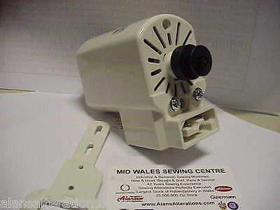 NO POWER LEAD anticlockwise BRAND NEW DOMESTIC SEWING MACHINE MOTOR ONLY