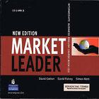 Market Leader Intermediate Class CD 1-2 by David Falvey, Simon Kent, David Cotton (CD-Audio, 2005)