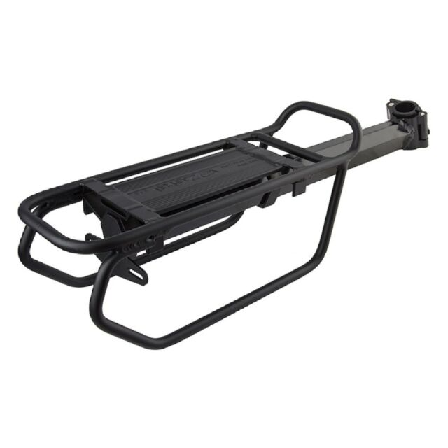 Zefal Raider R30 Beam Rear Pannier Rack Bicycle Post Black No Tools Required!