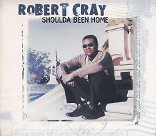 THE ROBERT CRAY BAND : SHOULDA BEEN HOME / CD