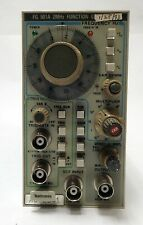 Tektronix Fg 501a Function Generator 0002 Hz To 2 Mhz Plug In For Tm500 Parts