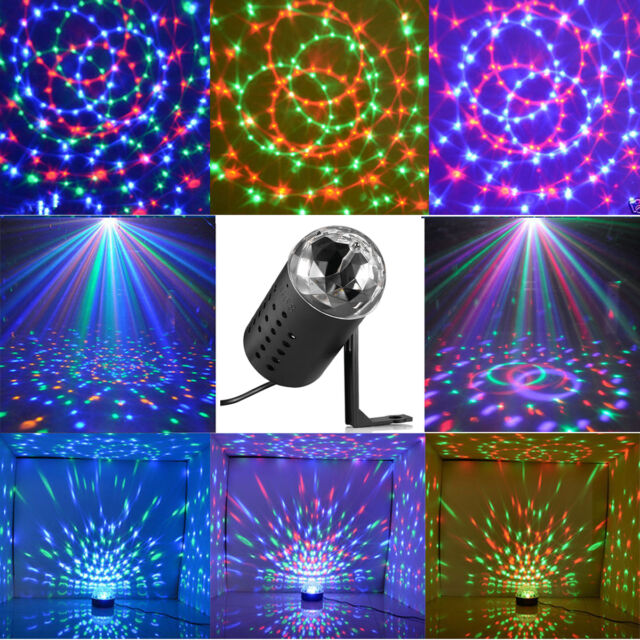 disco dj ac light projector club function green red stage control lights item laser music