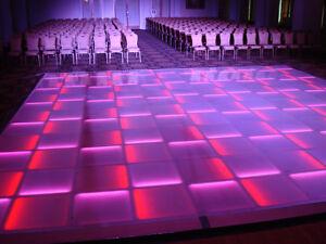 New complete 24 ft x 24 ft led lighted dance floor disco dj night image is loading new complete 24 039 ft x 24 039 tyukafo