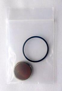 Batterie + O-Ring für SUUNTO Zoop NOVO und Vyper NOVO