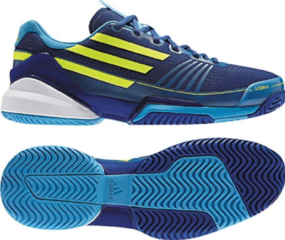 Chaussure ADIDAS ADIZERO FEATHER  T: 40  6.5 bleu neuf U42923