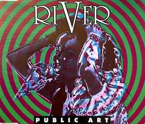 Public-Art-Maxi-CD-River-Germany-EX-EX