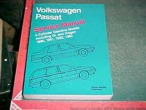 vw passat wagon acr gas model