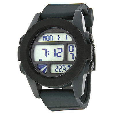 Nixon Unit Digital Grey Black Mens Watch A197195