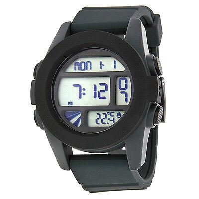 Nixon Unit Digital Grey Black Mens Watch A197195