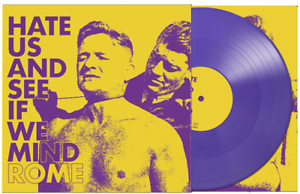 ROME-Hate-Us-And-See-If-We-Mind-LP-RARE-Death-in-June-Of-The-Wand-And-The-Moon