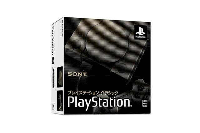 Nuovo Sony Playstation Mini Classic Ps Gioco Console 20 Giochi PS1 Dal Giappone