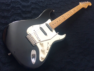 Fender American Stratocaster electric guitar with upgrades for sale