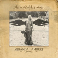 Miranda Lambert - The Weight Of These Wings [new Vinyl] on Sale