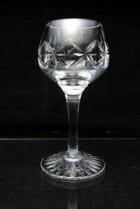 Liqueur-Hock-Glass-Stuart-Crystal-5-5-Inch-VTG-FREE-Delivery-UK