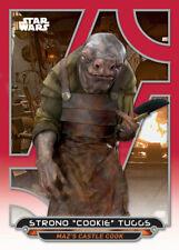 DIGITAL Topps Star Wars Card Trader GALACTIC FILES W2 RED Senator Pamlo 100cc