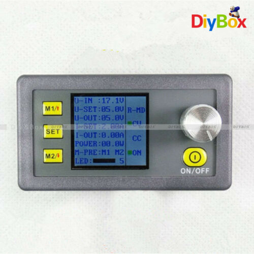 DP20V2A CVCC Programmable Control Step-Down Power Supply Module Affichage LCD