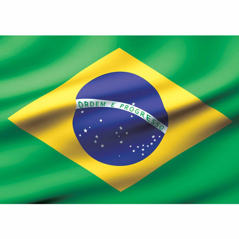 Fototapete Flagge Fahne Brasilien Land Welt liwwing no. 2935