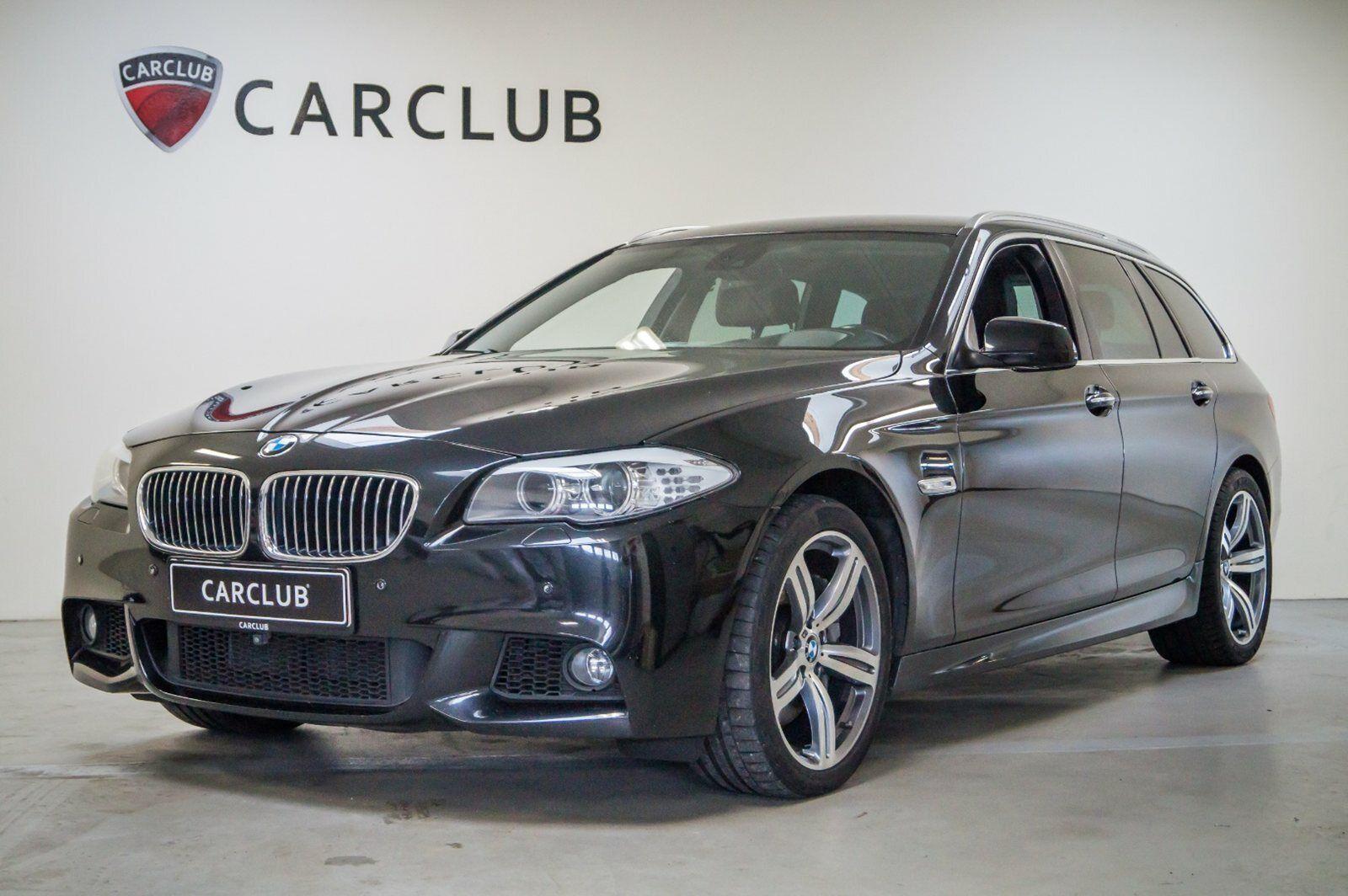 BMW 535d 3,0 Touring aut. 5d - 243.500 kr.