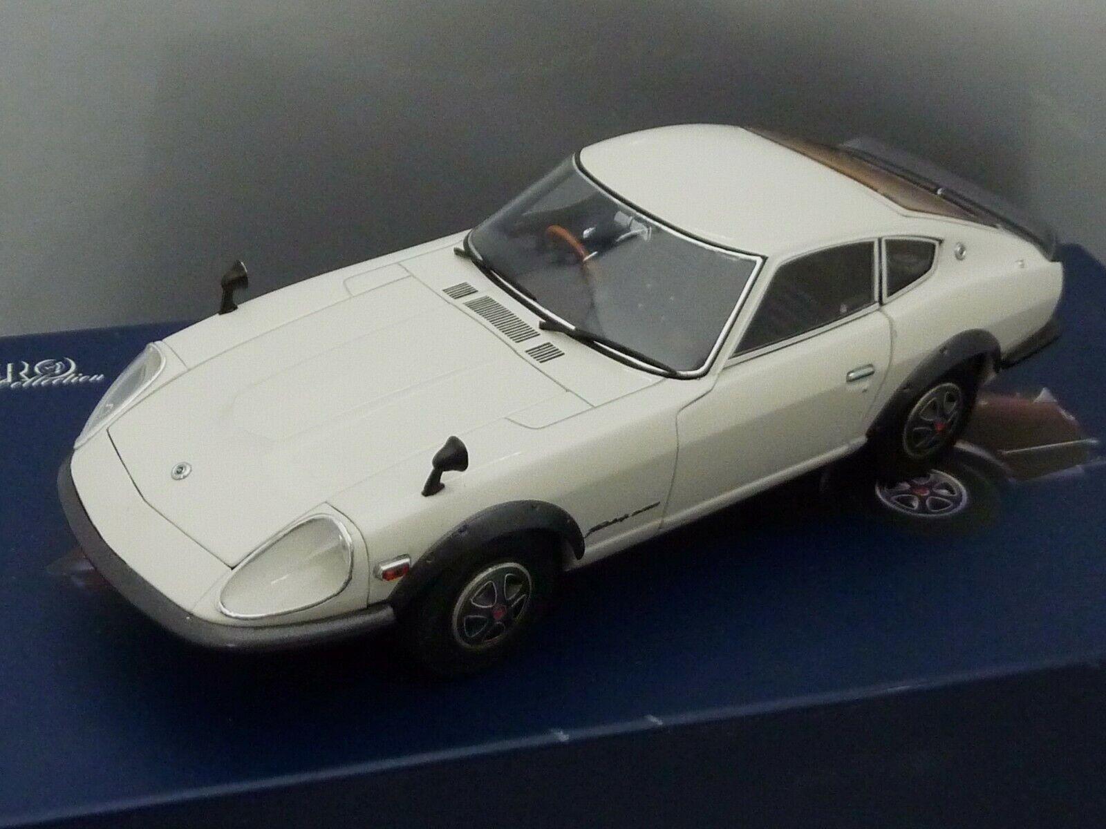 1 24 Ebbro Nissan Fairlady  240Z-G (Blanc)  marques de créateurs bon marché