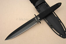 Cold Steel Tai Pan Knife w/ CPM-3V Carbon Steel & Black DLC / PVD Coating