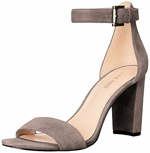Nine West 25021322 Damens Nora Suede Dress Sandale Sandale Sandale Choose SZ Farbe ... 560662