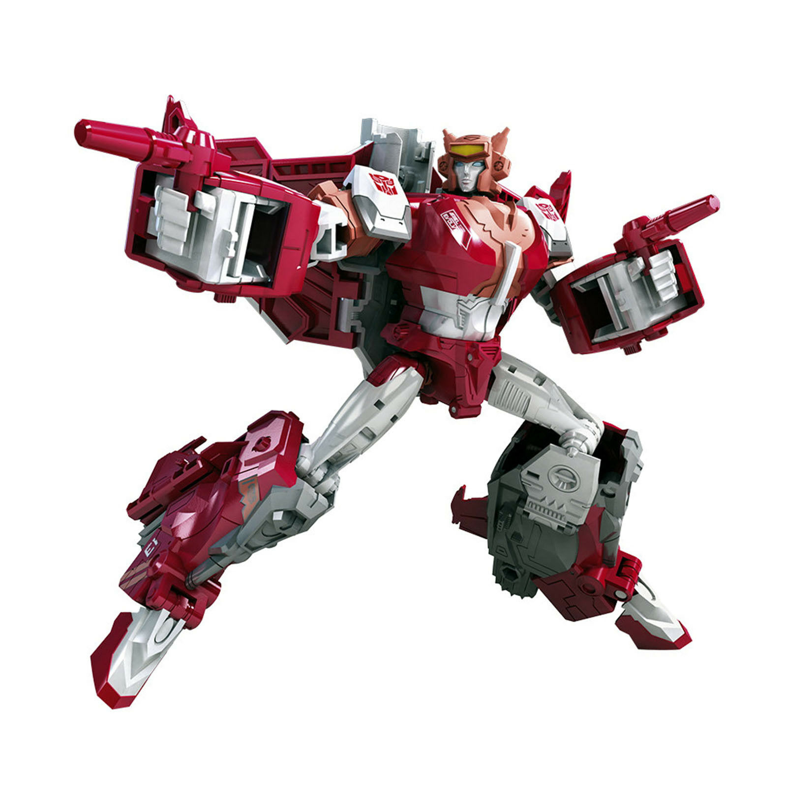Transformers Generations Power of the the the Primes ELITA-1 Voyager Class Robot NEU 2af78e