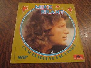 Les plus belles chansons de MIKE BRANT