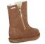 EMU Australia Girls Gravelly Kids oak waterproof Boots.