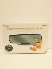 YADA BLUETOOTH REARVIEW MIRROR SPEAKERPHONE BT30404F-4,  NEW