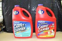 Rug Doctor Carpet Shampoo Cleaner Oxy-steam & Pet 1 Of Each 96 Oz Ea