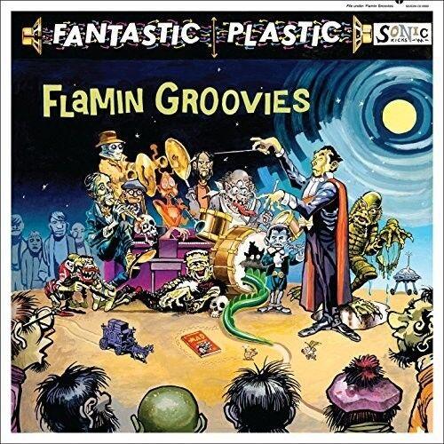 Flamin' Groovies - Fantastic Plastic [New CD]