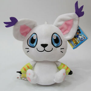 Toy-Doll-Digimon-Digital-Monster-Tailmon-Plush-Stuffed-Doll-Cute-Toy-H-18cm