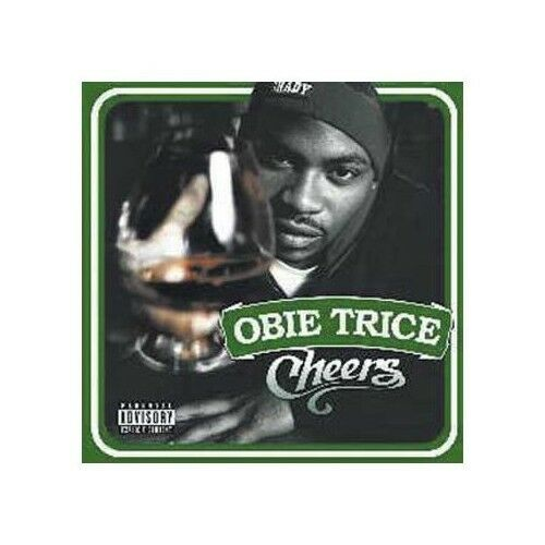 Obie Trice - Cheers - Obie Trice CD LMVG The Cheap Fast Free Post