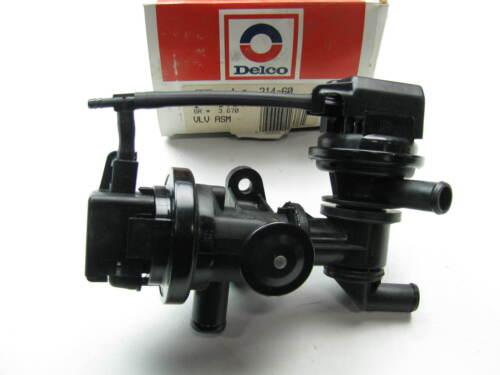 Genuine OEM GM 17074977  Air Bypass Smog Pump Diverter Valve Acdelco 214-60
