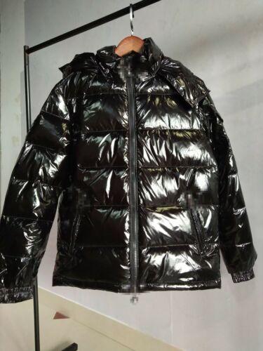 Mens Warm 90/% Duck Down Hooded Maya Thicken Jacket Coat Puffer Parka Winter Coat