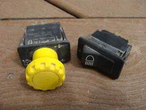 JOHN-DEERE-425-445-455-PTO-amp-HEADLIGHT-SWITCH-S-N-070001-amp-UP