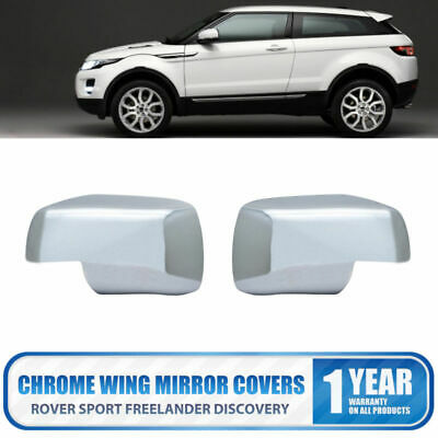 Chrome Wing Mirror Fits Land Range Rover Sport Discovery Right Side  2004-09
