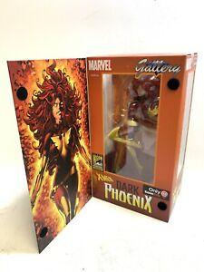 Diamond Marvel Gallery Dark Phoenix Gamestop Exclusive Statue Sdcc 2017 1 6000 Ebay