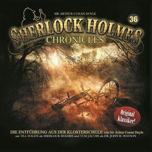 SHERLOCK-HOLMES-CHRONICLES-FOLGE-36-DIE-ENTFUHRUNG-AUS-DER-KLOSTERSCHULE-CD-NEU