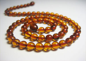 Beautiful Genuine Baltic Amber Necklace