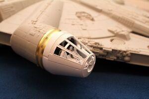 Cockpit-Replacement-Set-for-Star-Wars-Hasbro-Hero-Rebels-29-034-Millennium-Falcon